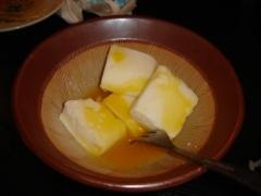 杏仁豆腐シャーベット